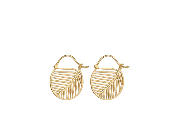 Pernille Corydon Escape Earrings gold