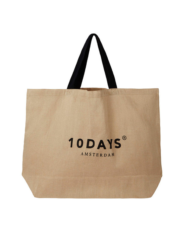 10Days Tasche Juco Tote Bag