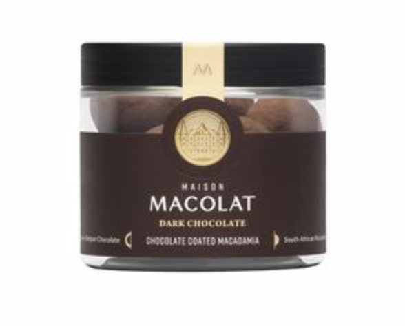 Maison Macolat Dark Chocolate