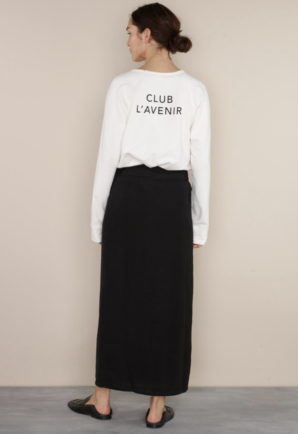 Club L`Avernir Oversized Sweater Rose Lou
