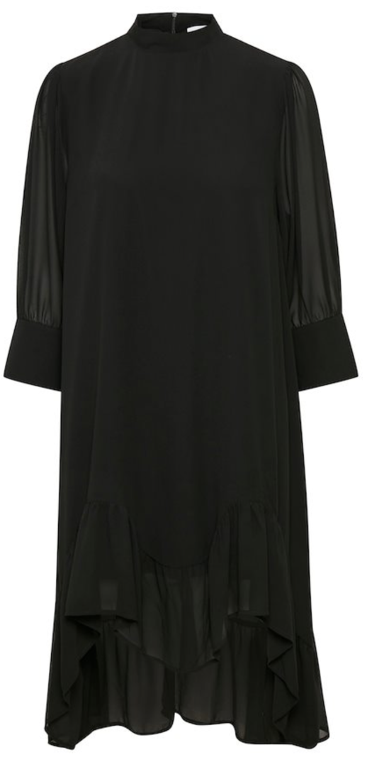Saint Tropez Dress Bolette black