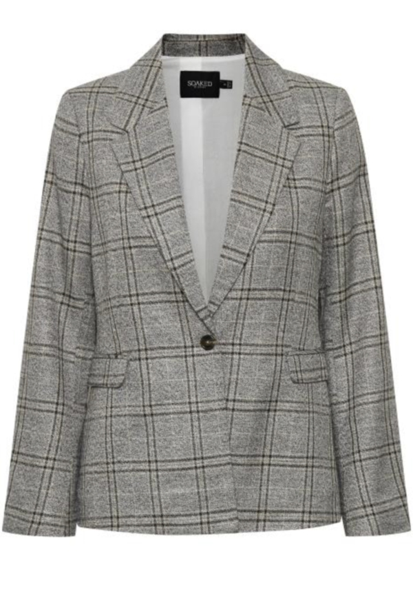 Soaked in Luxury Blazer Varvara