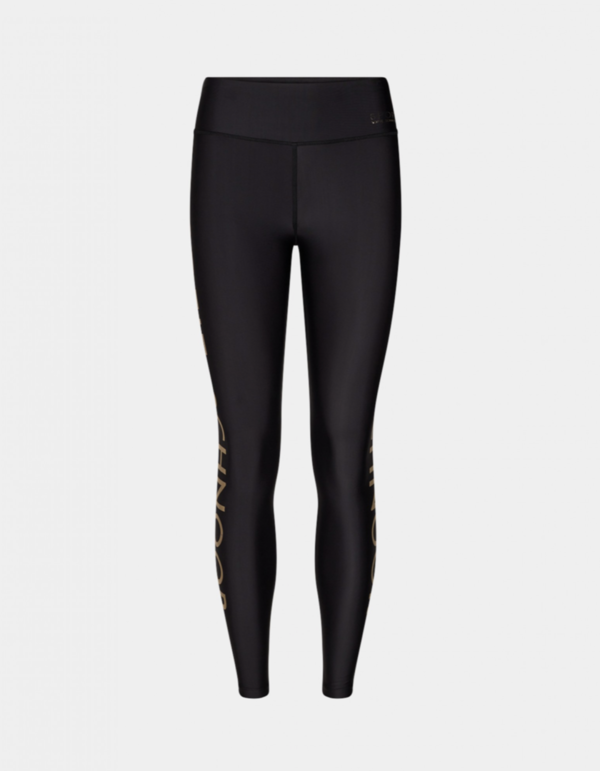 Sofie Schnoor  Leggings With Logo SWJoanne Black