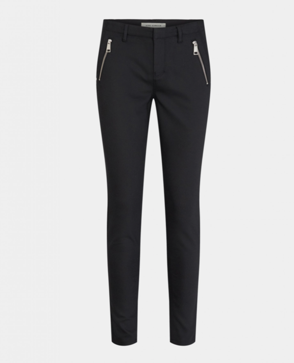 Sofie Schnoor SWJessie Mid Pants Slim Fit Black